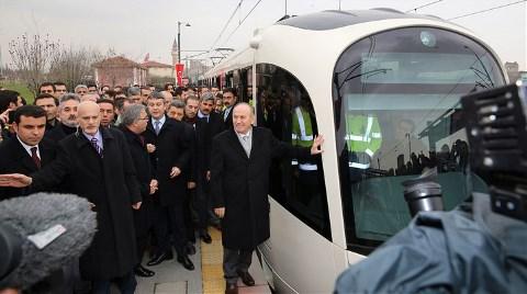 Yerli Tramvay İstanbul Raylarında!