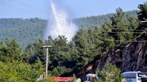 Bodrum'da İnfilakın Sebebi Hatalı Malzeme