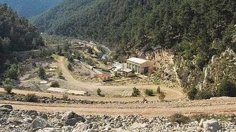 Alakır'da İki Yeni HES'in Önü Açıldı