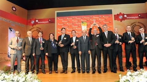 İSO 3. İnovasyon Ödülleri Sahiplerini Buldu