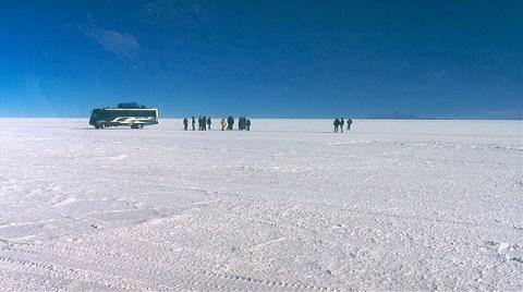 Aşırı Tuz Gölü Bitirdi!