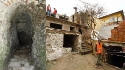 """İzmir'deki """"Tünel Efsanesi"""" Gerçek Çıktı"""