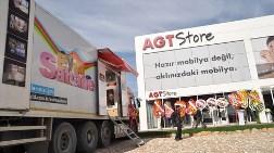 'Ahşap İhtisas Marketi' AGT Store'lerin 3.'sü İzmir'de Açıldı