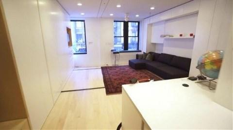 38 m2'ye 5 Oda 1 Salon Sığdırmak!