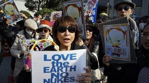 Tokyo 'Hoşçakal Nükleer' Dedi