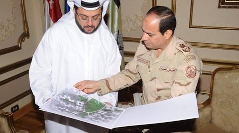 Mısır Ordusundan Dar Gelirliler için 1 Milyon Konut