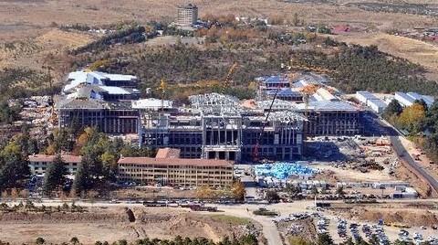 TOKİ Başbakanlık Hizmet Binası Çevresi için İhaleye mi Çıkıyor?