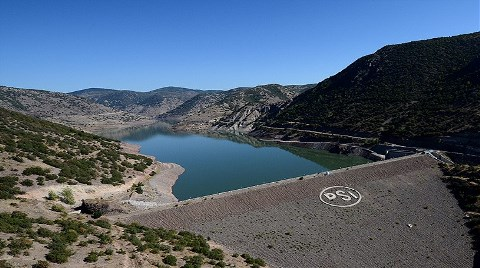 İşte Barajların Doluluk Oranları!