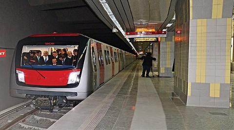 Ankara'ya Yeni Metro Hattı!