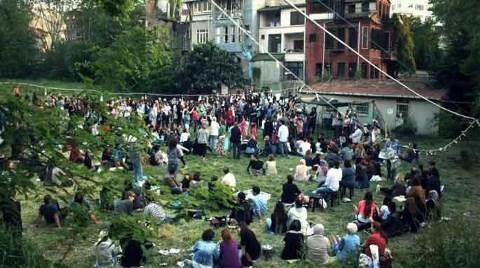 Kuzguncuk Bostanı Üsküdar Belediyesi'ne Kiralandı!