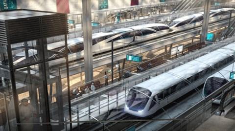 Doha Metro Projesi İspanyolların!