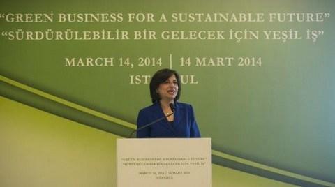 İş Dünyasının Gündemi 'Yeşil İş'