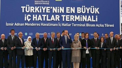"""Erdoğan'dan """"3. Havalimanı"""" Açıklaması!"""