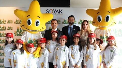 Soyak'tan Enerji Tasarrufu Farkındalığı için 50 Bin 'Akıllı Yıldız'