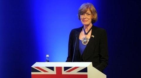 'Birleşik Krallık Ticaret ve Yatırım Zirvesi'nin İlk Günü 'Altyapı'ya Odaklandı