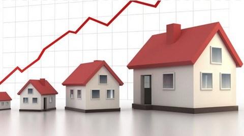 Türkiye Genelinde Yeni Konut Fiyatları %13,67 Oranında Arttı
