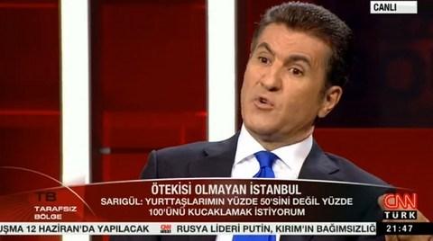"""""""İstanbul, İstanbul'dan Yönetilecek"""""""