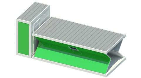Prefabrik Yapı'dan 'Katlanır Sistem ve Kayar Sistem Konteynerleri'