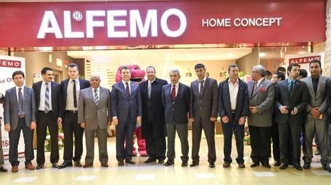 Alfemo Mısır'da 3. Mağazasını Açtı