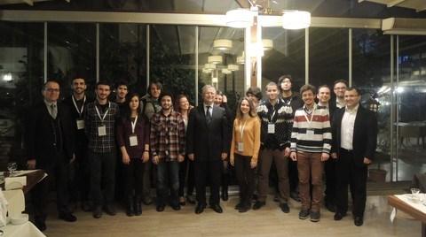 'Çelik Zihinler' İstanbul'daydı