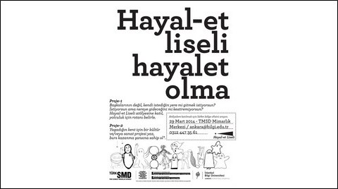 """Hayal-Et Liseli Hayalet Olma"""