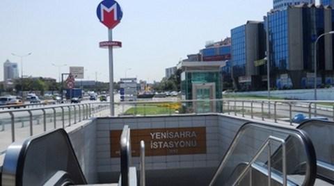 Kadıköy Kartal Metro Hattı Dükkan Sahiplerine Yaradı
