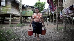 Dünyanın En Yoksulları Temiz Sudan da Yoksun!