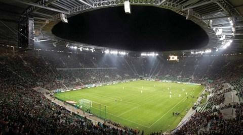 Stadyum Aydınlatmaları da LED'e Dönüyor