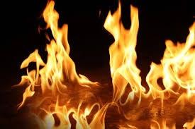 Rezidansta Korkutan Yangın