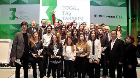 3. Doğal Taş Tasarım Yarışması Ödülleri Dağıtıldı