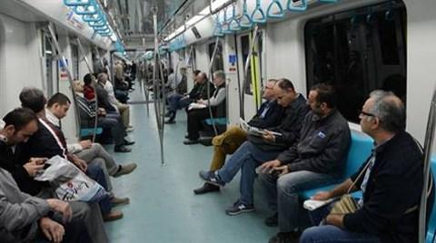İstanbullular Marmaray ve Haliç Köprüsü'nü Tercih Etmiyor