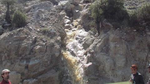 Kisir Köyünde Kirlilik Skandalları Sürüyor