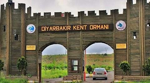 Diyarbakır Kent Ormanı TOKİ'ye mi Açıldı?