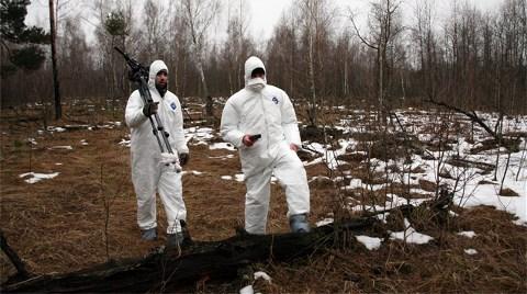 Çernobil'de Yeni Tehlike Pusuda Bekliyor