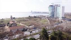 Ataköy'de Durdurulan İnşaat Yeniden Başladı