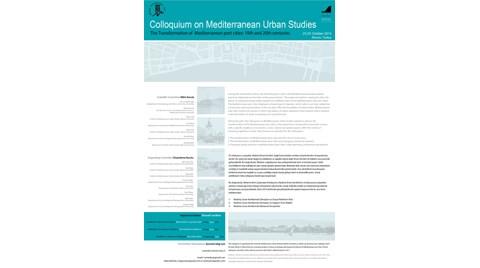 5. Akdeniz Kent Araştırmaları Kolokyumu