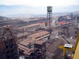 Filyos'a Yeni Fabrika Kuruyor