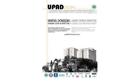 1. Uluslararası Kentsel Planlama-Mimarlık-Tasarım Kongresi