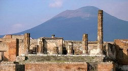 İtalya Pompeii'yi Uydularla İzleyecek