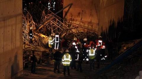 Üçüncü Köprüde 3 İşçi Hayatını Kaybetti