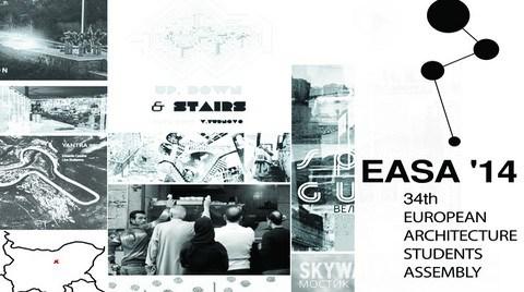 Avrupa Mimarlık Öğrencileri Buluşması - EASA 2014