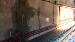 Marmaray'da Sızıntıyı TCDD Kabul Etti!
