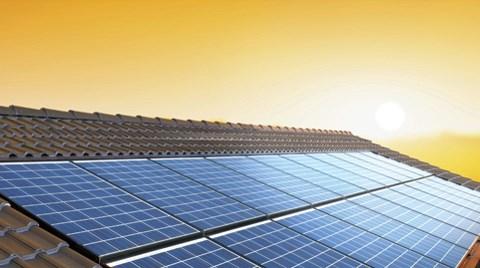 Braas'tan 'InDaX Ankastre Fotovoltaik Sistem'