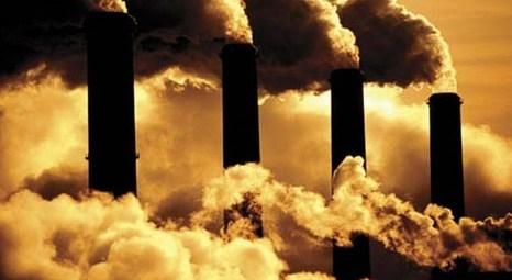 Sera Gazı Emisyonu Yüzde 133.4 Arttı