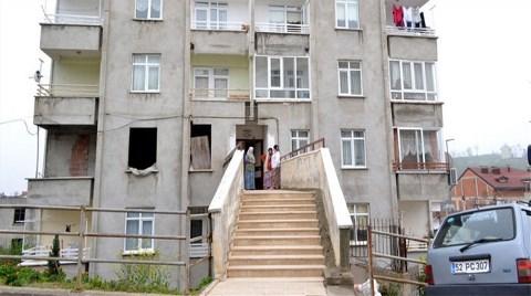 Bu Apartmana Beşinci Kattan Giriliyor!