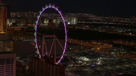 Las Vegas'a Yeni Bir 'İkon'