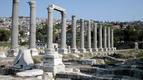 İzmir'in Ortasında Antik Kent