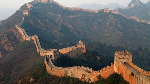 Çin Seddi Uzadı