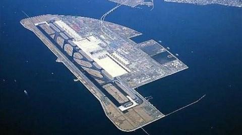 Olay Havalimanında İlk Yapı Yükseliyor