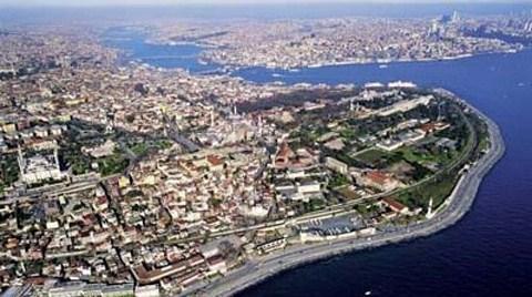 Tarihi Yarımada'ya Hançer